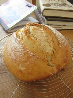 Mónica Iglesias: Bread recipe