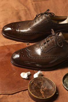 The Tyndall Wingtip Johnstonmurphy Men S Style