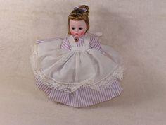 1960s madame alexander dolls   Vintage Mint Madame Alexander Little Women Meg Doll 1960s