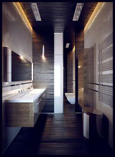 Einrichtung Bad Modern Spiegel Wandschränke #bathroom #modern #ideas |  Badezimmer Gestaltungsideen | Pinterest | Modern, Dekoration And Interiors