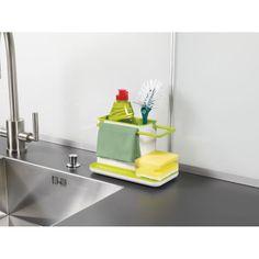 Caddy Oppvaskbenkoppbevaring, grønn/hvit Joseph Joseph - Kjøp møbler online på ROOM21.no