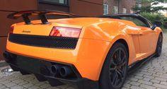 2012 Lamborghini Gallardo LP570-4  - Performante Spyder