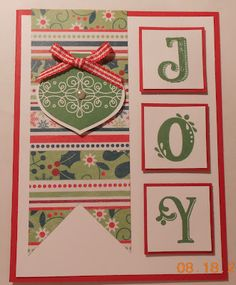 CINDY'S INKLINGS: QUICK & EASY CHRISTMAS CARD
