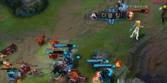 Riven is making plays