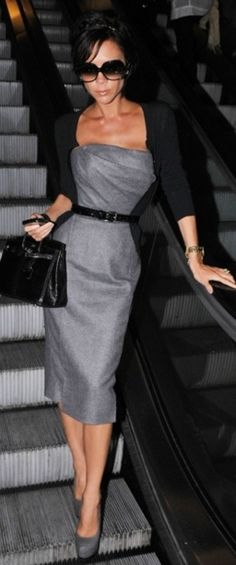 11 Style Tips From Victoria Becham http://strollwithoutshoes.com/2013/04/17/victorias-corner-style-lessons-from-victoria-beckham/