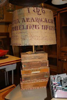 16 best Cigar Box Ideas images on Pinterest | Cigar box crafts ... Cigar Box Lamp on cigar rest, floral lamp, cigar rolling, cigar display, cigar table, cigar night, cigar party, cigar shop design, cigar room, tin can lamp, cigar fish, cigar humor, cigar smoking jacket, cigar floor lamp, cigar boxes value, cigar culture, beer bottle lamp, cigar life, pencil lamp, cigar bands,