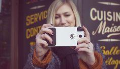 Prynt case: maak van je smartphone een direct klaar camera. Schuif je telefoon in de Prynt, klik een foto en print deze ter plekke. Nu direct verkrijgbaar op gokickit.nl