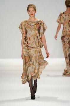 Tadashi Shoji at New York Fashion Week Fall 2012