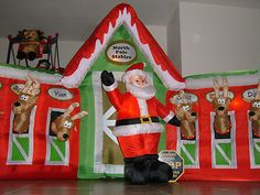 1000+ images about Fun Christmas Inflatables on Pinterest ...