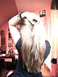 Miss my long hair