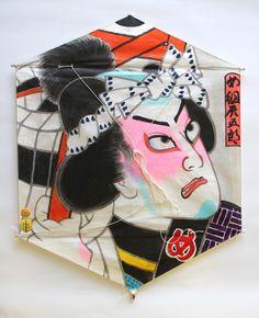 rokkaku Japanese kite