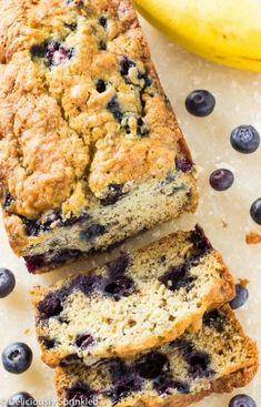 Blueberry Banana Bread | The Recipe Critic | Bloglovin'