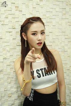 4minute's Ga-yoon