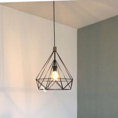 scandinavian design industriële lamp