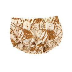 Bobo Choses Moutarde Bloomer Style Printed Panties