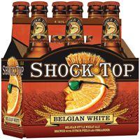 Shock Top Belgian White Ale