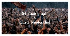 Collector editions of Chris Niedenthal's photographs documenting communist period in Poland, Russia, East Germany, Romania, Czecho-slovakia.