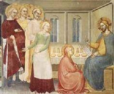 St Martha...Pray for Us