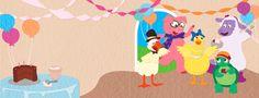 The Big Surprise | Jesse Blythe Illustration