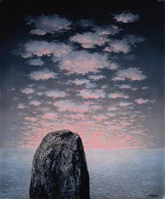 René Magritte (Belgian, Le bal masqué [The Masked Ball], Oil on canvas, 60 x 50 cm. Rene Magritte, Conceptual Art, Surreal Art, Concept Photography, Art Photography, Art Sculpture, Post Impressionism, Street Art, Art Moderne