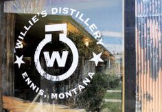Swing by Willie's Distillery next time you're in Ennis, Montana for a quick drink! #montana #moonshine #bourbon