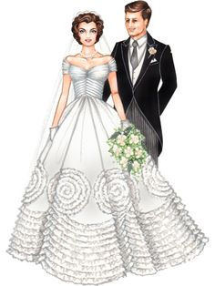Bouvier + Kennedy Celebrity Couples - MilkX Magazine Editorial by Jen Hancock, via Behance
