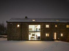 Ristrutturazione di un vecchio fienile nel South Yorkshire - Living