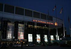 Air Canada Centre, Toronto Maple Leafs #hockey