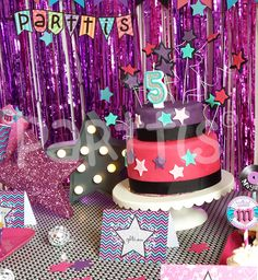 Image detail for Popstar Cake by For Heavens Cakes  Barbie