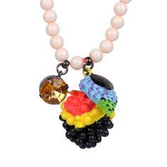 Collection Drôles de Fruits http://shop-n2.lesnereides.com/necklace/3272-psychedelic-blackberry-long-necklace.html