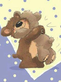 Caroline-Jeannine photos: Suzy Zoo Tags 2 - my Suzy Zoo tags Teddy Bear Cartoon, Cute Teddy Bears, Cute Cartoon, Bear Songs, Hug Quotes, Teddy Bear Pictures, Nursery Paintings, Tatty Teddy, Love Bear