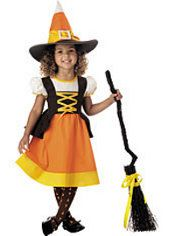 Girls Sweet Treat Witch Costume ~ Pinned for Kidfolio, the parenting mobile app that makes sharing a snap.