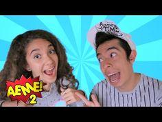AEME! - Capitulo 8 - 7 segundos con nuestros Abuelos - YouTube