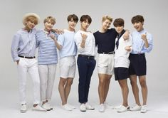 [Picture] BTS For BBQ Chicken [160531] #thighs  follow my thighs pinboard :D