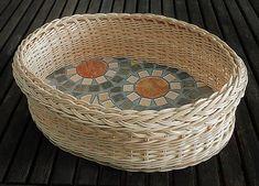 Pedigmania / Veľký košík Laundry Basket, Wicker Baskets, Home Decor, Decoration Home, Room Decor, Home Interior Design, Laundry Hamper, Home Decoration, Woven Baskets