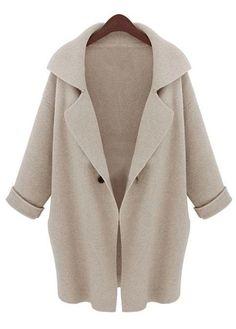 Turndown Collar Sweater