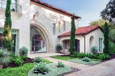 'Westlake Drive mediterranean.' Group Architects, Austin, TX.