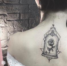 Belle tattoo #TattooIdeasDisney
