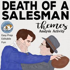 death of a salesman requiem analysis Death of a salesman: free study guide / summary / analysis  the requiem is a  sad afterword on willy loman's life and brings the play to an.