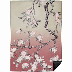 Kozyndan Bunny Blossom Throw
