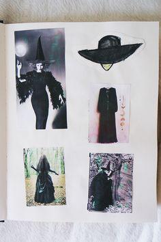 "Sketchbook ""Wicked"" | Vi&Raw"