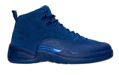 c36a43ce89e5 The Air Jordan 12 Deep Royal Blue Drops Next Weekend Blue Jordans
