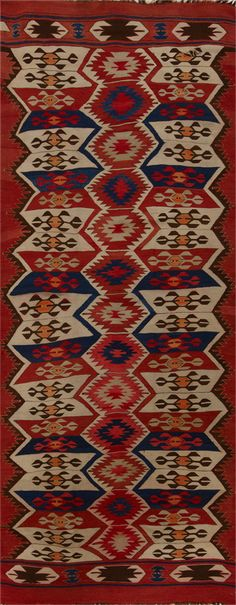Matt Camron Rugs & Tapestries Kilim Rug