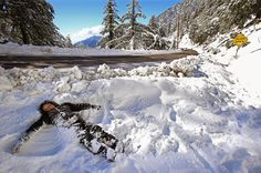 Snow therapy: Southern Californians trek to the mountains for winter fun — and tranquillity Winter Fun, Trek, Southern, California, Snow, Mountains, Therapy, Events, Outdoor