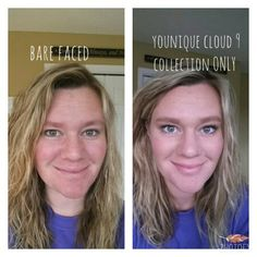 CLOUD 9 COLLECTION is all you need for makeup!!  Concealer, liquid foundation, brow pencil, brow gel, 3d mascara+, lipstick of your choice, and one of our new addiction eye pallets!! PLUS FREE SHIPPING AND A FREE TRAVEL BAG!!! www.Lash2Lip.com to order ♡♡