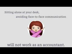 Watch our new video to learn how public speaking can make you a more successful #accountant!