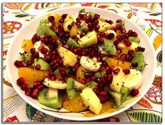 Winter Salad Recipes With Pomegranate.Winter Salad With Kale And Pomegranate. Autumn Arugula Salad With Caramelized Squash Spiced . The Best Winter Fruit Salad The Recipe Critic. Salad Recipes Holidays, Winter Salad Recipes, Fruit Salad Recipes, Christmas Fruit Salad, Winter Fruit Salad, Italian Pasta Recipes, Chicken Pasta Recipes, Milk Recipes, Soup Recipes