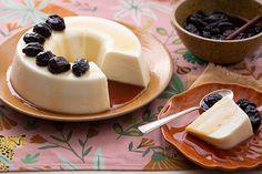 Manjar branco - Panelinha Marie Claire, Rita Lobo, Portuguese Desserts, Pudding Recipes, Junk Food, Cooking Tips, Panna Cotta, Deserts, Low Carb