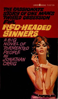 #red headed sinners #jonathancraig #crime #redhead #ginger