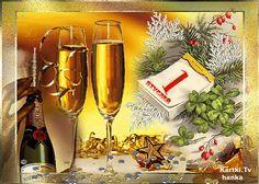 Niech to będzie Rok Spełnionych Marzeń! Flute, Alcoholic Drinks, Champagne, Rose, Tableware, Glass, Holidays, Youtube, Pink